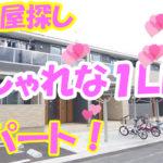 オシャレな1LDK・賃貸アパート[岡山市中区中井]
