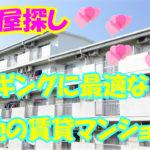 JR岡山駅徒歩15分・賃貸マンション 1K[岡山市北区南方]