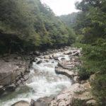 岡山の秘境 奥津渓谷へ