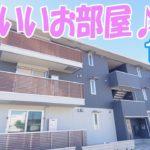 かわいい部屋 女子の快適な一人暮らし1K賃貸アパート岡山市北区高柳西町