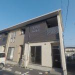 オシャレなテラスハウス 収納が多い部屋 2LDK賃貸物件 岡山市中区八幡