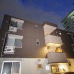 オシャレな一人暮らし部屋 癒される間取り 1LDK賃貸アパート 岡山市中区清水