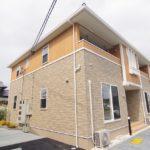 かわいいお部屋 インテリアアパート 新築 2LDK賃貸 岡山市中区藤崎