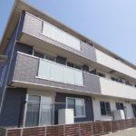 オシャレ部屋 収納に便利な新築アパート 2LDK賃貸物件 岡山市北区東花尻