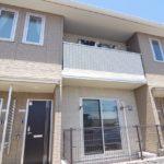 オシャレな部屋 収納便利な間取り賃貸アパート 2LDK賃貸物件 岡山市南区洲崎