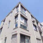女子の一人暮らし部屋 おしゃれな1LDK賃貸アパート 岡山市北区岩田町