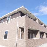 かわいい一人暮らし部屋 レイアウトに便利な間取り 1K賃貸アパート 岡山市中区中井
