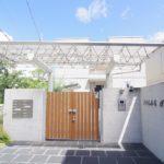 ペット可 ビルトインガレージ付き賃貸アパート2LDK 岡山市中区国富