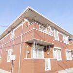 ときめくクローゼットのある2LDK賃貸アパート 岡山市中区沢田
