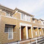 かわいい雰囲気のお部屋 一人暮らしインテリア 1LDK賃貸アパート 岡山市中区沢田