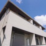 一人暮らし 収納が多く レイアウトに便利な間取り 1K賃貸アパート 岡山市中区平井