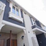 一人暮らし かわいいインテリア部屋1K賃貸アパート 岡山市北区旭本町