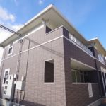 岡山市中区賃貸ペット可2LDKアパート