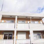 一人暮らし ミニマムにレイアウト1K賃貸アパート グリ-ンピュアⅡ 岡山市中区中井