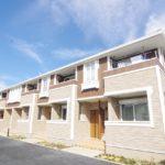 かわいい雰囲気のインテリア部屋 2LDK 賃貸アパート 岡山市北区門前 メゾングレース