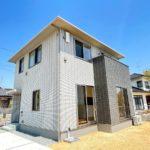 青空の広がるステキな眺望のお部屋3ldk新築一戸建て 岡山市中区円山