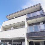 女子のオシャレな一人暮らし インテリア部屋1K賃貸アパート 岡山市北区島田本町