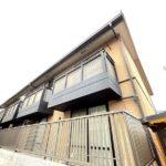 一人暮らし 1K賃貸アパート ロンサール奥田 岡山市北区奥田