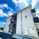 カウンターキッチンlLDKアパートS・H2020 岡山市中区竹田