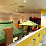 岡山市北区のエブリィ津高店最上階にある子供と遊べる格安施設