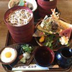 美味しい蕎麦屋さん水仙亭 岡山市北区津高