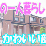 [女子の一人暮らし]cawaii家探し 1K  アパート賃貸