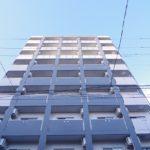 シックな大人の一人暮らし部屋 新築 1K賃貸マンション 岡山市北区柳町