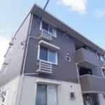 一人暮らし オシャレな女性の一人暮らし 1LDK賃貸アパート 岡山市北区東古松