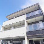 一人暮らし インテリアが楽しい オシャレな1K新築賃貸アパート 岡山市北区島田本町