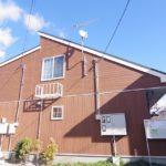 岡山市中区円山 2LDKメゾネットアパートかわいい北欧風賃貸物件