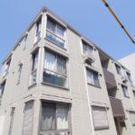 オシャレなお部屋で一人暮らし サンルーム付き1LDK賃貸アパート岡山市北区岩田町